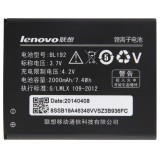 2000mAh BL192 Rechargeable Li-ion Battery for Lenovo A750 / A300