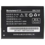 2000mAh BL169 Rechargeable Li-ion Battery for Lenovo P70