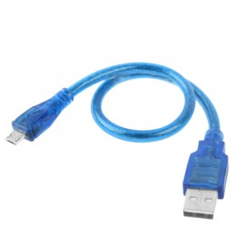 USB 2.0 to Micro USB Male Adapter Cable for Samsung Galaxy S IV / i9500 / S III / i9300 /Note II / N7100 / i9220 / i9100 / i9082 / Nokia ...