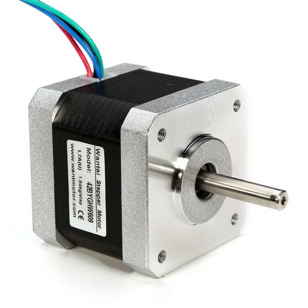 42byghw609 stepper motor 1 7a laser grind foam for Nema 42 stepper motor datasheet