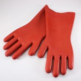 12KV Insulating Gloves Rubber Safety Electrical Protective Gloves