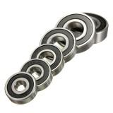 Deep Groove Ball Bearings 6200-6205/2RS High Speed Bearing Steel