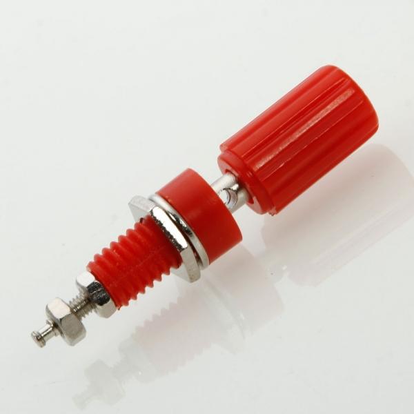 20 Pcs JL0329 DIY Binding Post Terminals Red