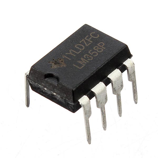 1 Pc Lm358p Lm358n Lm358 Dip 8 Chip Ic Dual Operational  lifier on op amp chip
