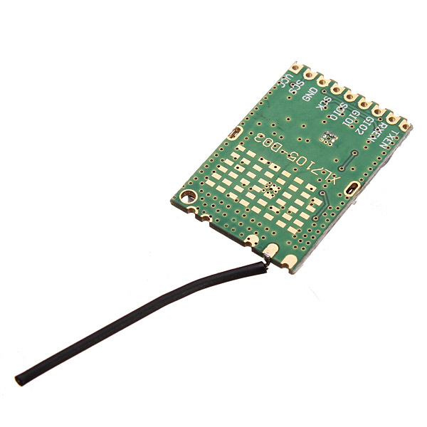 walkera helicopter supply with A7105 Wireless Rf 2 4ghz Transceiver Module 3 3v Power Supply Module on HM V200D01 Z 12 Blatthalter Blades Holder 1 together with A7105 Wireless Rf 2 4ghz Transceiver Module 3 3v Power Supply Module together with 282336540337 additionally Walkera UP02 Adapter for UP 02 simulator upgrade Devo 7 Radio as well Walkera Scout X4 RC Quadcopter Spare Part IMAX B6 AC Adapter p304534.