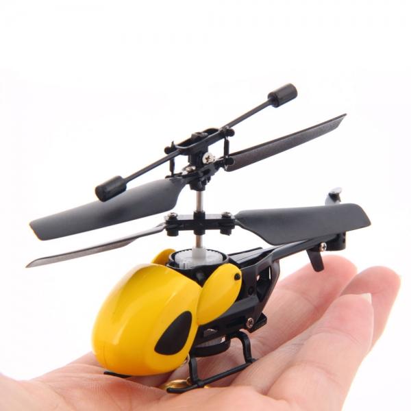 QS QS5013 2.5CH Mini Micro Remote Control RC Helicopter