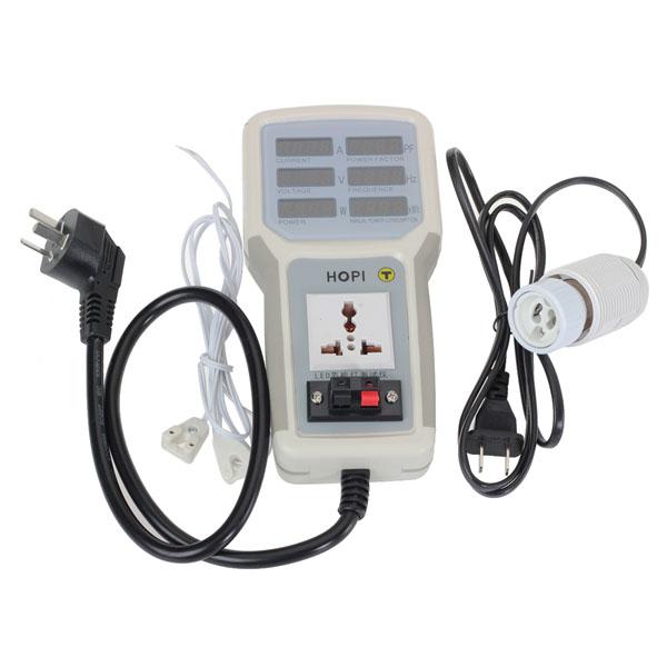 Bicycle Power Meter Handheld : Hp  v a electric hand held power meter