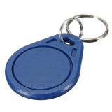 13.56MHz RFID Proximity ID Token Tag Key Keyfobs For Access System