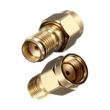 SMA Female Jack To RP-SMA Male Jack RF Coaxial Adapter Connector