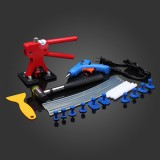 24pcs Paintless Dent Repair Hail Removal PDR Tool Dent Lifter Set