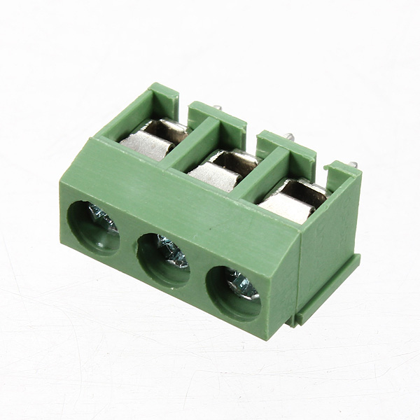 Pin mm pitch screw terminal block connector alex nld