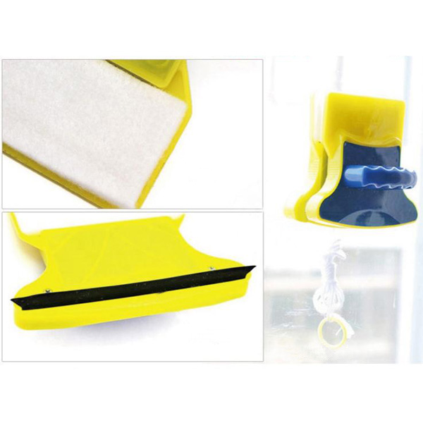 Magnetic Window Wizard Double Side Glass Wiper Cleaner