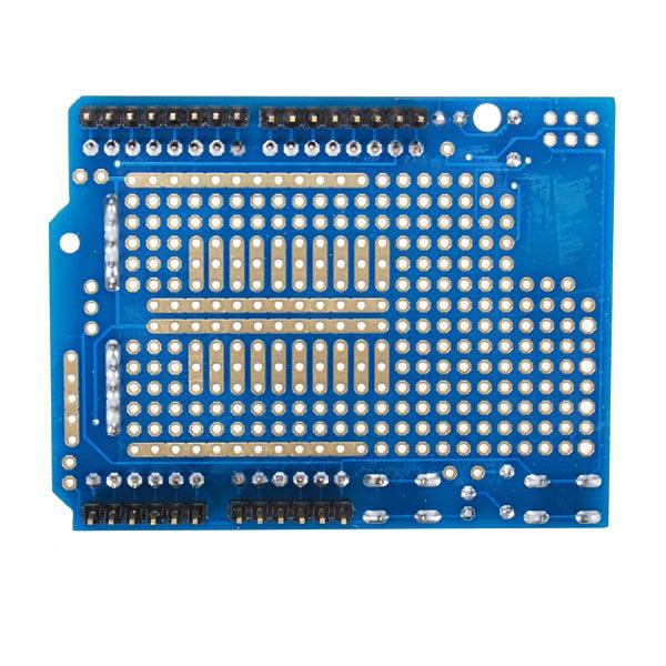 Arduino compatible protoshield prototype expansion