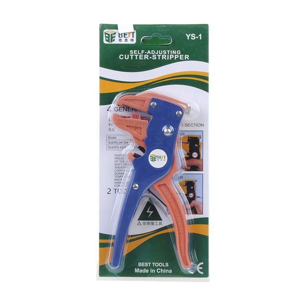 BEST YS-1 Professional 2 in 1 Wire Stripper Cutter Stripping Plier