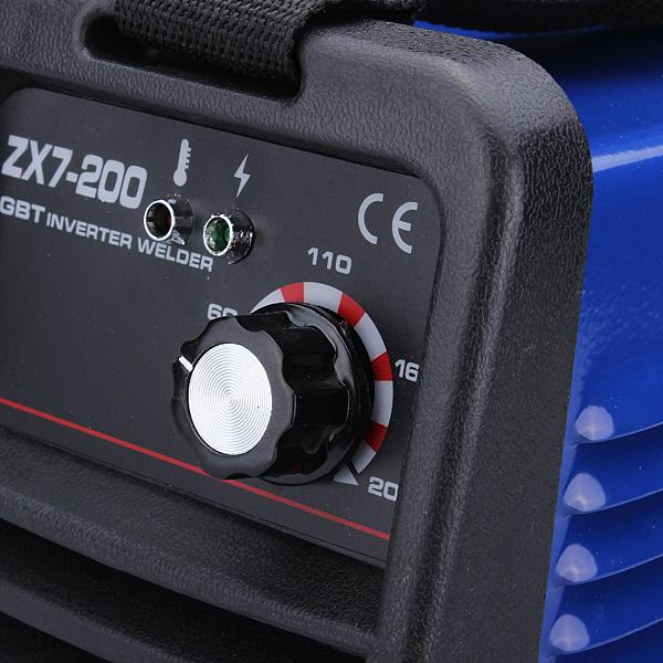 ZX7-200 IGBT DC Inverter Welding Equipment MMA Welding Machine