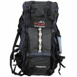 80L EYE Professional Backpack Shoulder Bag Grey + Blue