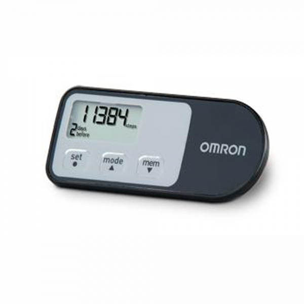 omron pedometer hj 321 instructions