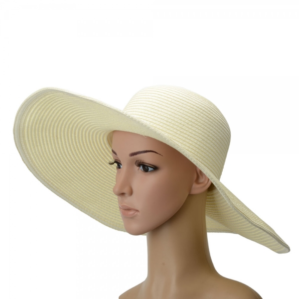 Oversized Large Brimmed Hat   Sun Hat   Straw Hat   Beach Hat ... a6cd0db163a5