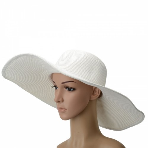 Oversized Large Brimmed Hat / Sun Hat / Straw Hat / Beach Hat New