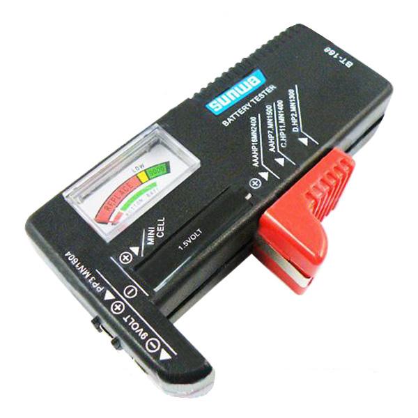 bt 168 battery tester instructions