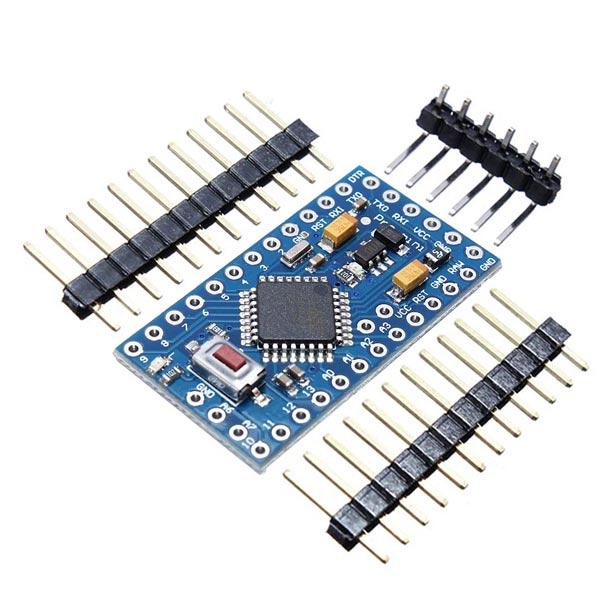 Atmega p v mhz arduino compatible pro mini module