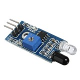 Infrared Obstacle Avoidance Sensor For Arduino Smart Car Robot