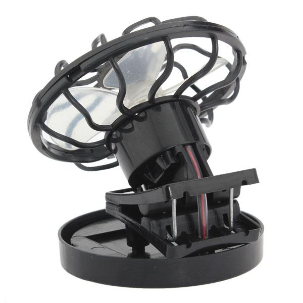 Portable Mini Solar Powered Clip Fan Amp Cooling Fan Energy