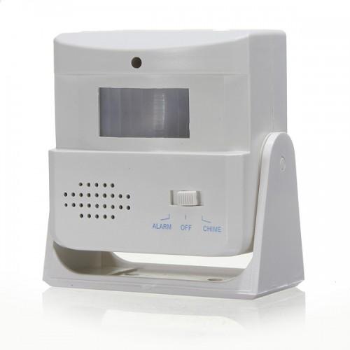 Wireless Door Bell Welcome Alarm Chime Motion Sensor Detector Alexnld Com