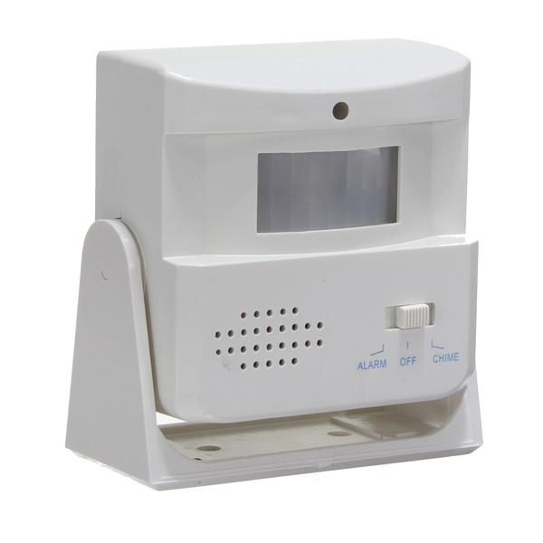 Wireless Door Bell Welcome Alarm Chime Motion Sensor