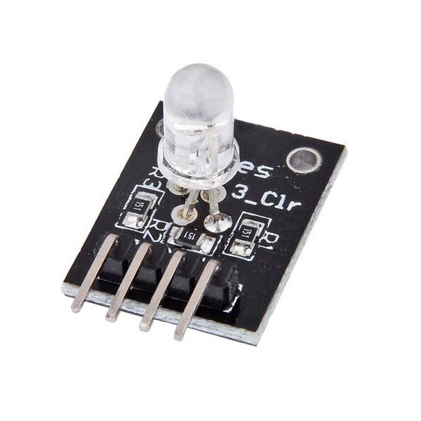 RGB 3 Color LED Module For Arduino Red Green Blue