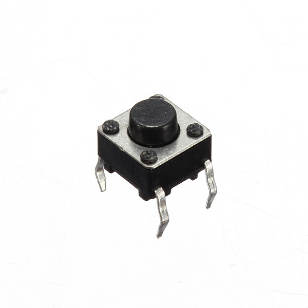 100pcs Mini Micro Momentary Tactile Tact Switch Push Button DIP P4