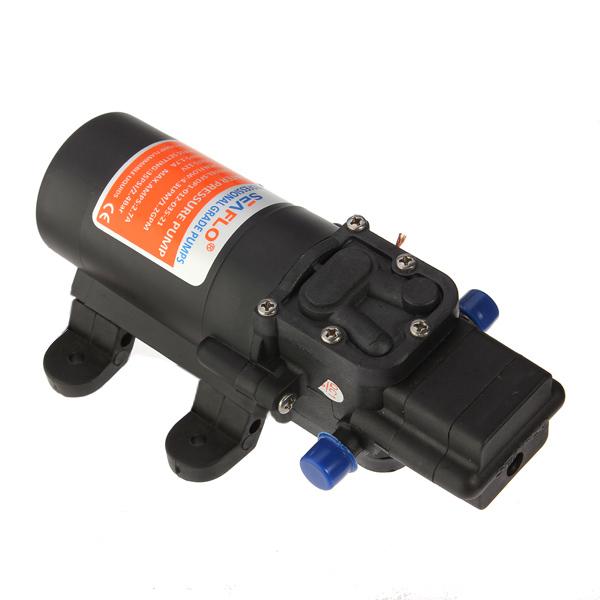 DC 12V Fresh Water Diaphragm Self Priming Pressure Pump
