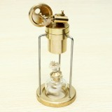 Mini Live Steam Engine Brass Stirling Engine Model Science Education