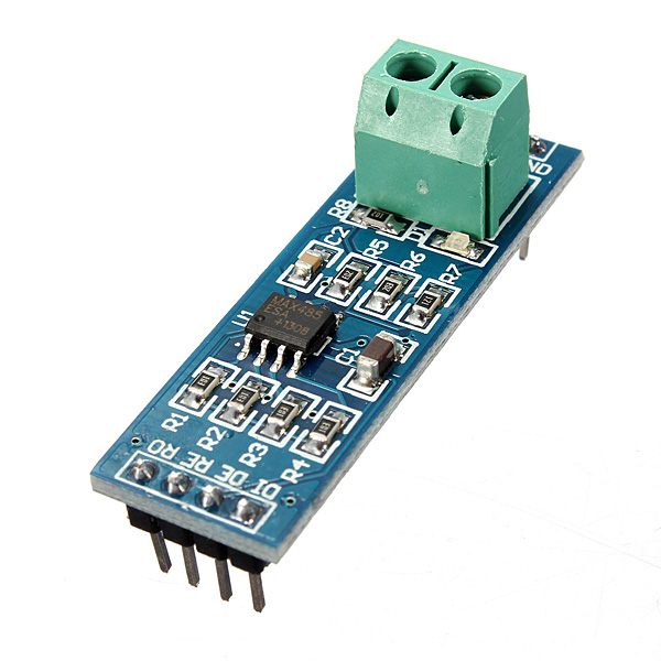 5v Max485 Ttl To Rs485 Converter Module Board For Arduino