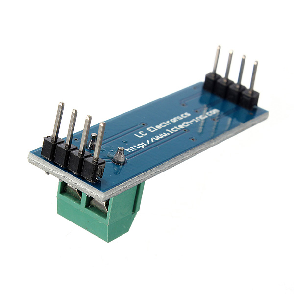 V max ttl to rs converter module board for arduino