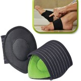 A Pair Arch Foot Relief Achy Pain Cushioned Pad Feet Protect Care
