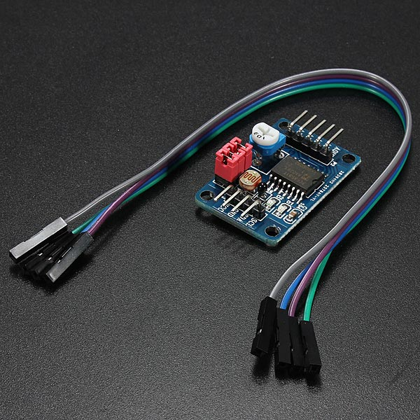 pcf8591 ad da converter module analog to digital conversion with cable for arduino. Black Bedroom Furniture Sets. Home Design Ideas