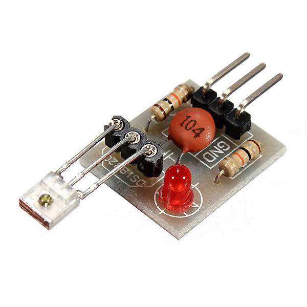 Pcs laser receiver non modulator tube sensor module for