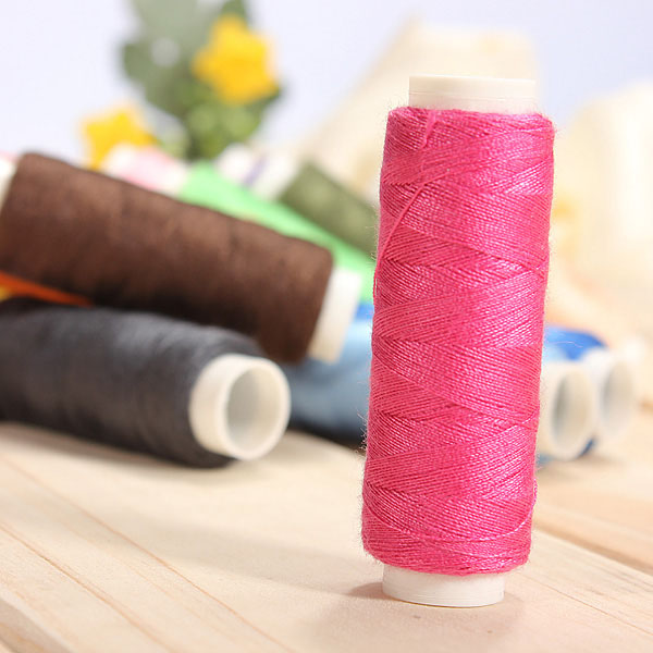 cotton sewing machine thread