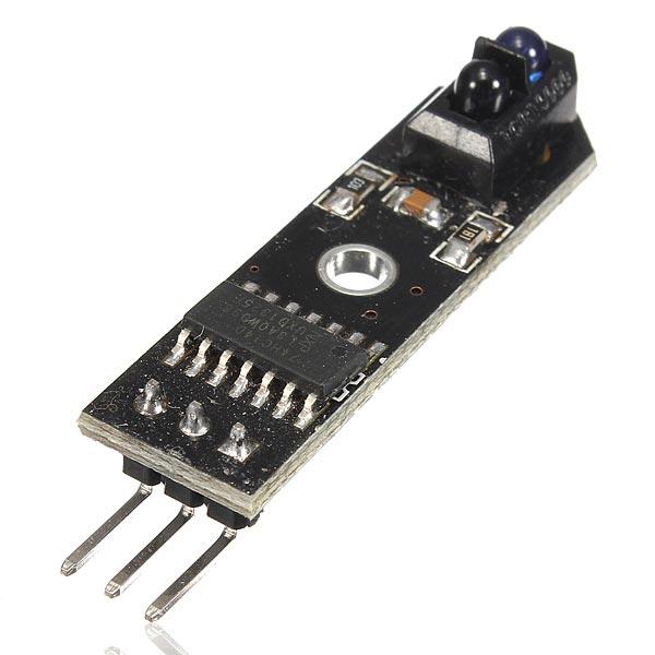 V infrared line track tracking tracker sensor module for