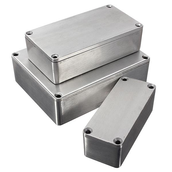 1590 series aluminium stomp case enclosure guitar effect pedal1590 series aluminium stomp case enclosure guitar effect pedal · sku132809 2