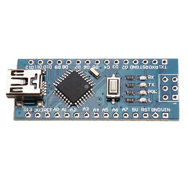 5Pcs ATmega328P Nano V3 Module Improved Version No Cable Geekcreit for Arduino