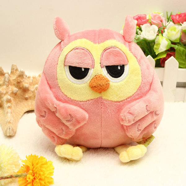 Cute Pillow Doll : The Owl Pillow Doll Cute Plush Toy Doll Birthday Gift Alex NLD