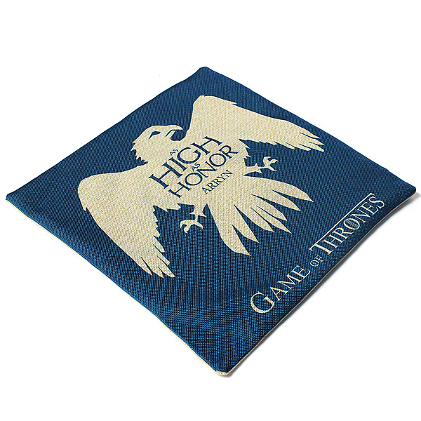 Thrones Games Pillow Case Throw Car Sofa Seat Cushion