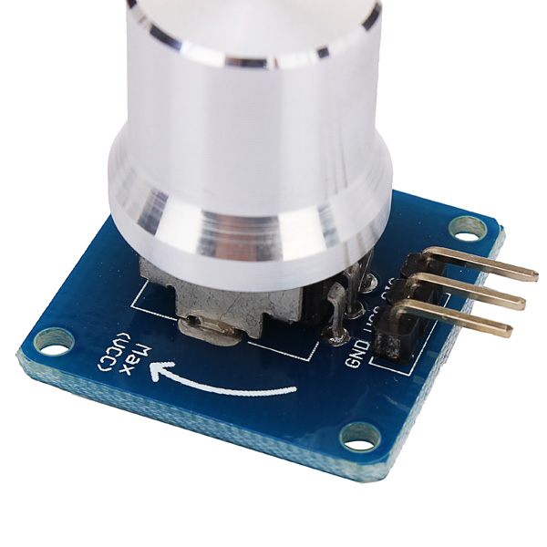 Adjustable Potentiometer Volume Control Knob Switch Rotary