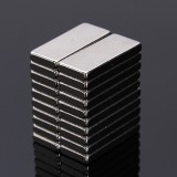 20pcs N35 Strong Block Magnets Rare Earth Neodymium 15mmx6.5mmx2mm