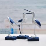 Mediterranean Style Ornaments Creative Seabirds Furnishing Decoration
