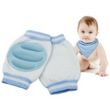 Baby Kid Cotton Knee Pad Crawling Elbow Protector Cushion Pad