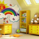 Bedroom, Playroom & Dorm Decor