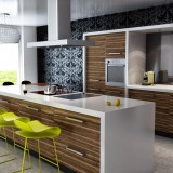 Kitchen, Dining & Bar